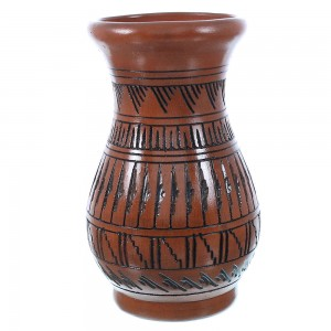 Hand Crafted Navajo Pot- By Artist Shyla Watchman TX104846