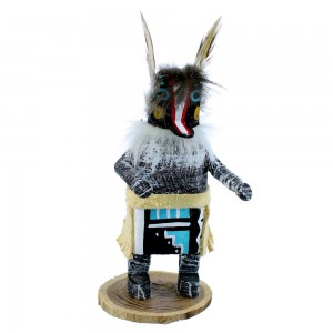 Badger Native American Kachina Doll SX108149
