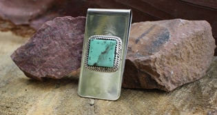 Navajo Money Clips